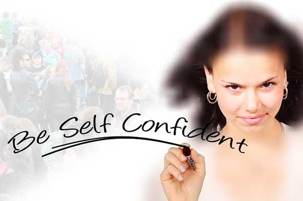 Как стать уверенной в себе
