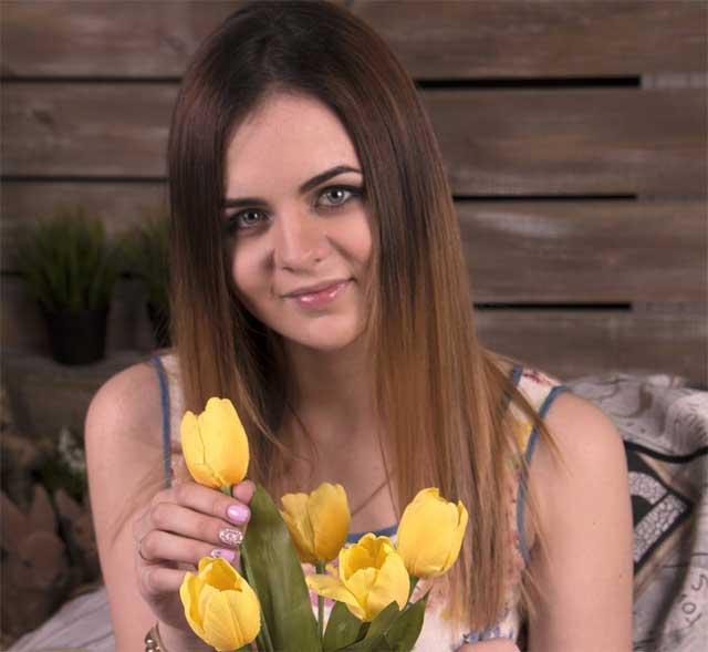 Татьяна Токарева. Первая встреча